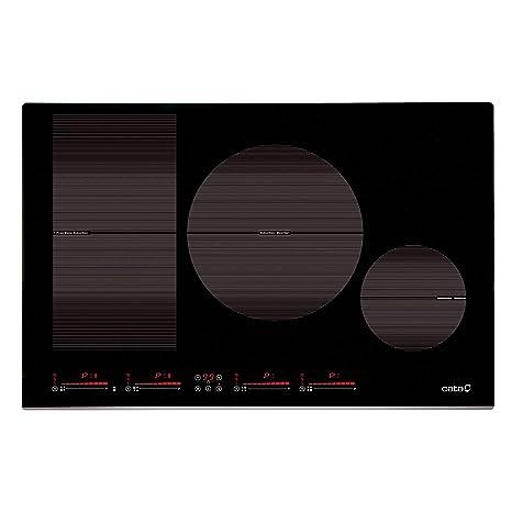 CATA INSB 8021 BK (Negro, Integrado, con Placa de inducción ...