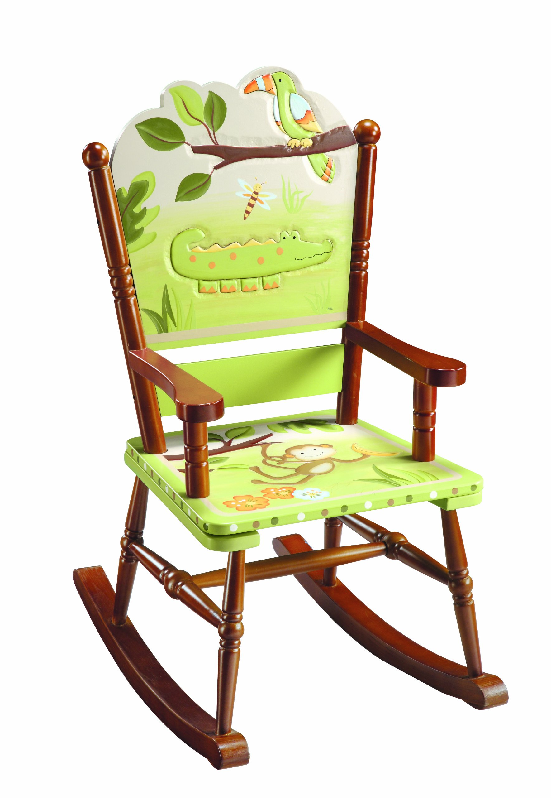 Guidecraft Lambs & Ivy Papagayo Rocking Chair