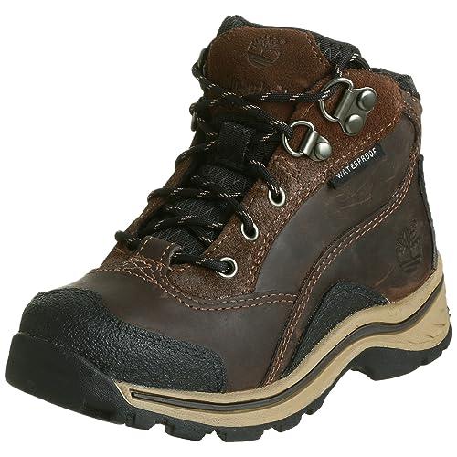 Timberland Patuckaway HKR, Botas Impermeables de Senderismo Infantil: Amazon.es: Zapatos y complementos