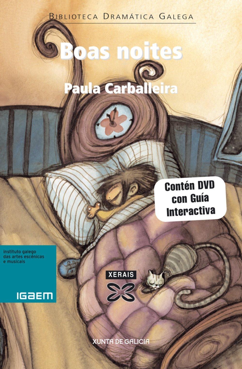 Boas Noites / Good Night (Biblioteca Dramatica Galega) (Galician Edition) pdf epub