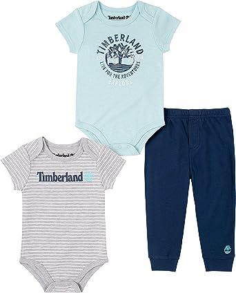 víctima Migración Virgen  Timberland Baby Boys' Pants Set: Amazon.co.uk: Clothing