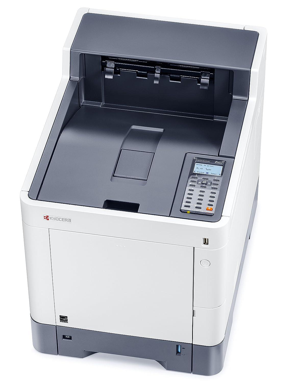 Kyocera Ecosys P6235cdn Impresora láser a Color | 35 páginas por ...