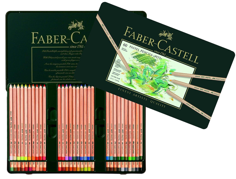 Faber-Castell 112124 - Lápices de colores, 24 unidades F112124