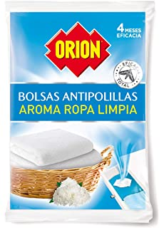 Orion - Bolsas antipolillas Lavanda, bolsa de 20 unidades: Amazon ...