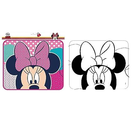 Pack 2 Parasoles para Coche + lámina dibujar de Minnie ...