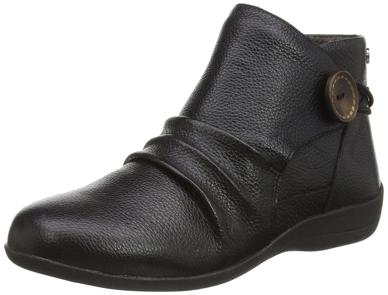Padders Padders Padders Carnaby, Damen Kurzschaft Stiefel Schwarz (schwarz) 7c2b2d