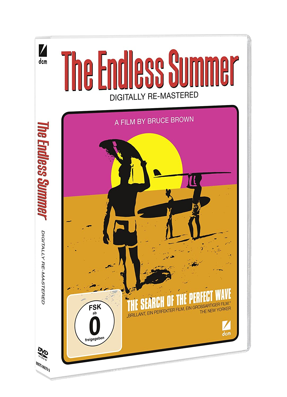 The Endless Summer (OmU) [DVD]: Amazon.es: Bruce Brown: Cine ...