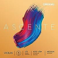 D'Addario Violin Strings A String 1/2 Scale
