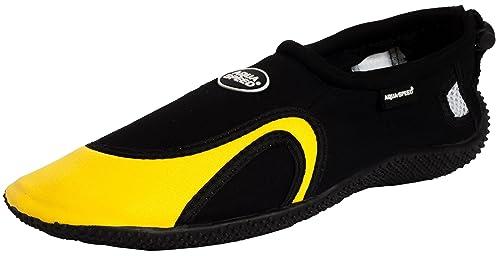 Zapatos de agua AQUA-SPEED 18 de surf zapatos zapatillas (negro ... 062d3df0d40