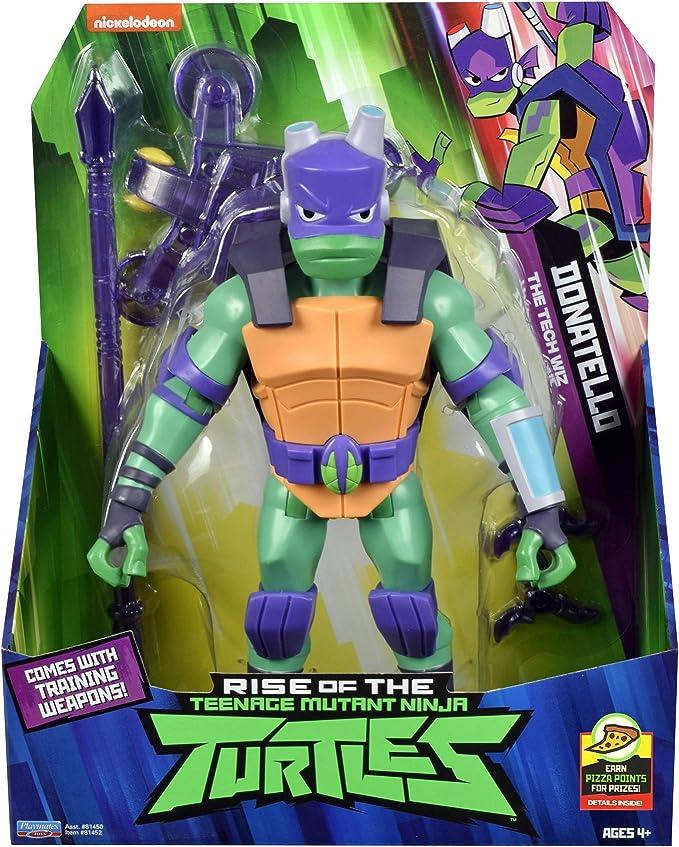 Amazon.com: Rise of the Teenage Mutant Ninja Turtles 81452 ...