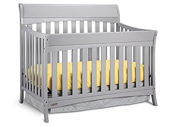 Graco Rory Convertible Crib, Pebble Gray