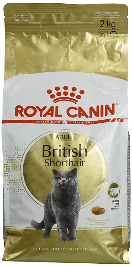 Royal Canin C-58665 British Shorthair - 2 Kg