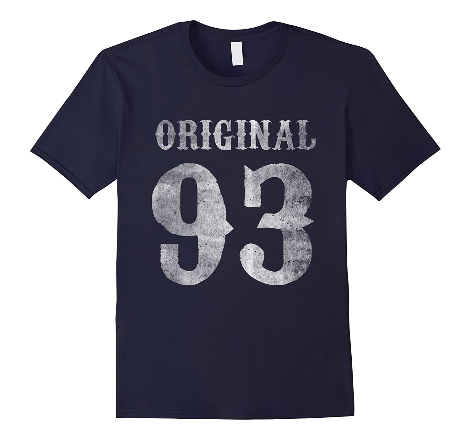 1993 Birthday Vintage T-shirt 93th Birthday Men Women kids-TH