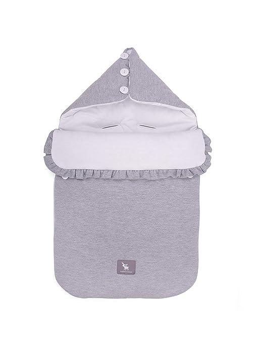 Cottonmoose Baby Moose Saco de invierno dormir térmico para carrito silla de bebé universal abrigo polar