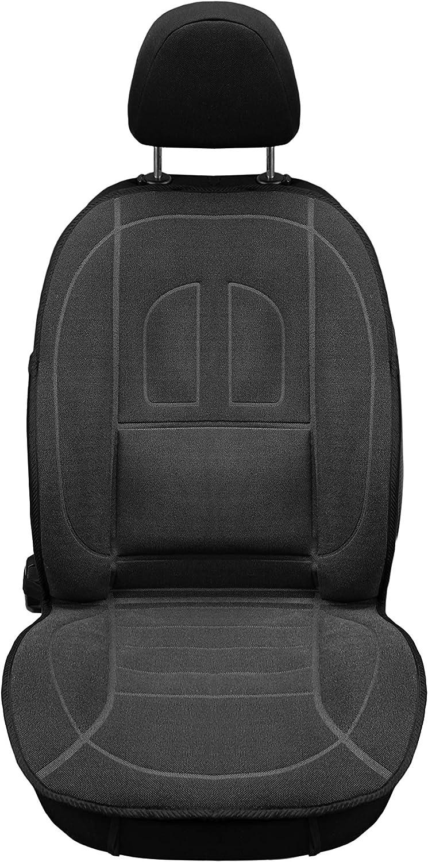 Sitzschoner Autositzauflage Sitzkissen Sitzmatte Leder OPEL SEAT PEUGEOT