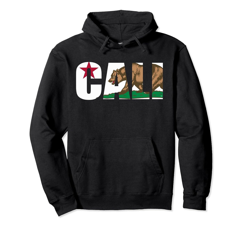 California Republic Hoodie-alottee gift