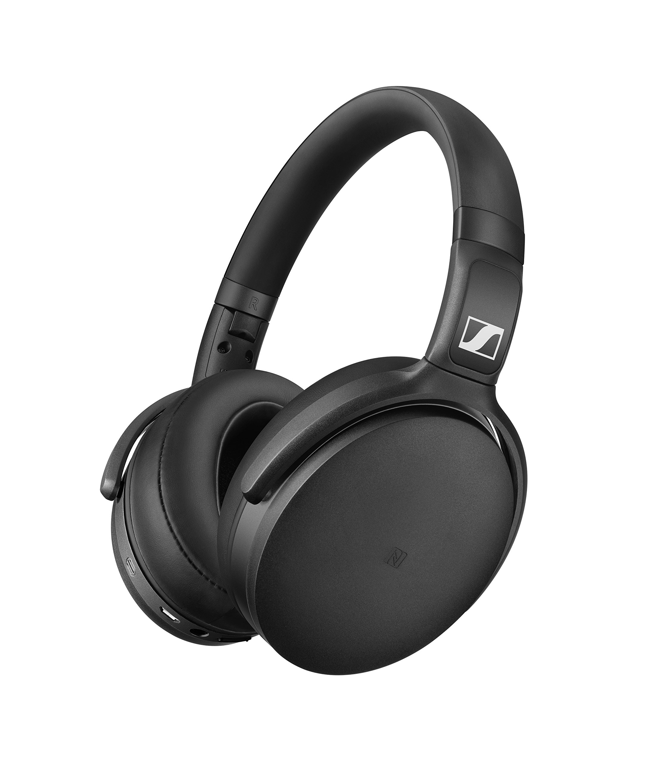 Sennheiser HD 4.50 SE Wireless Noise Cancelling Headphones - Black (Amazon Exclusive) by Sennheiser Consumer Audio