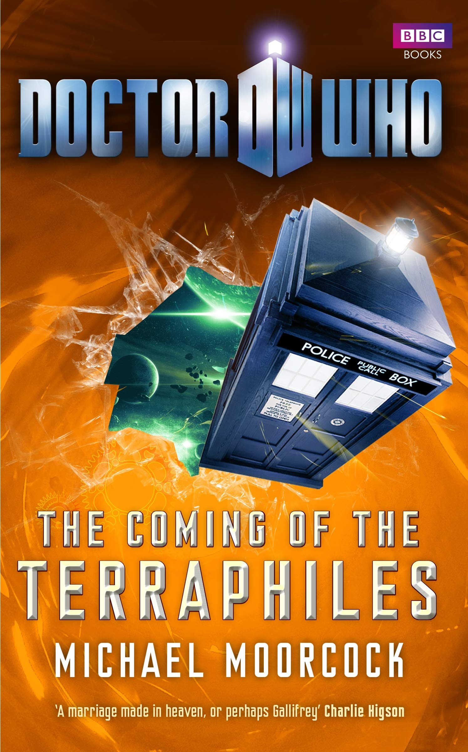 Download Doctor Who: The Coming of the Terraphiles ebook