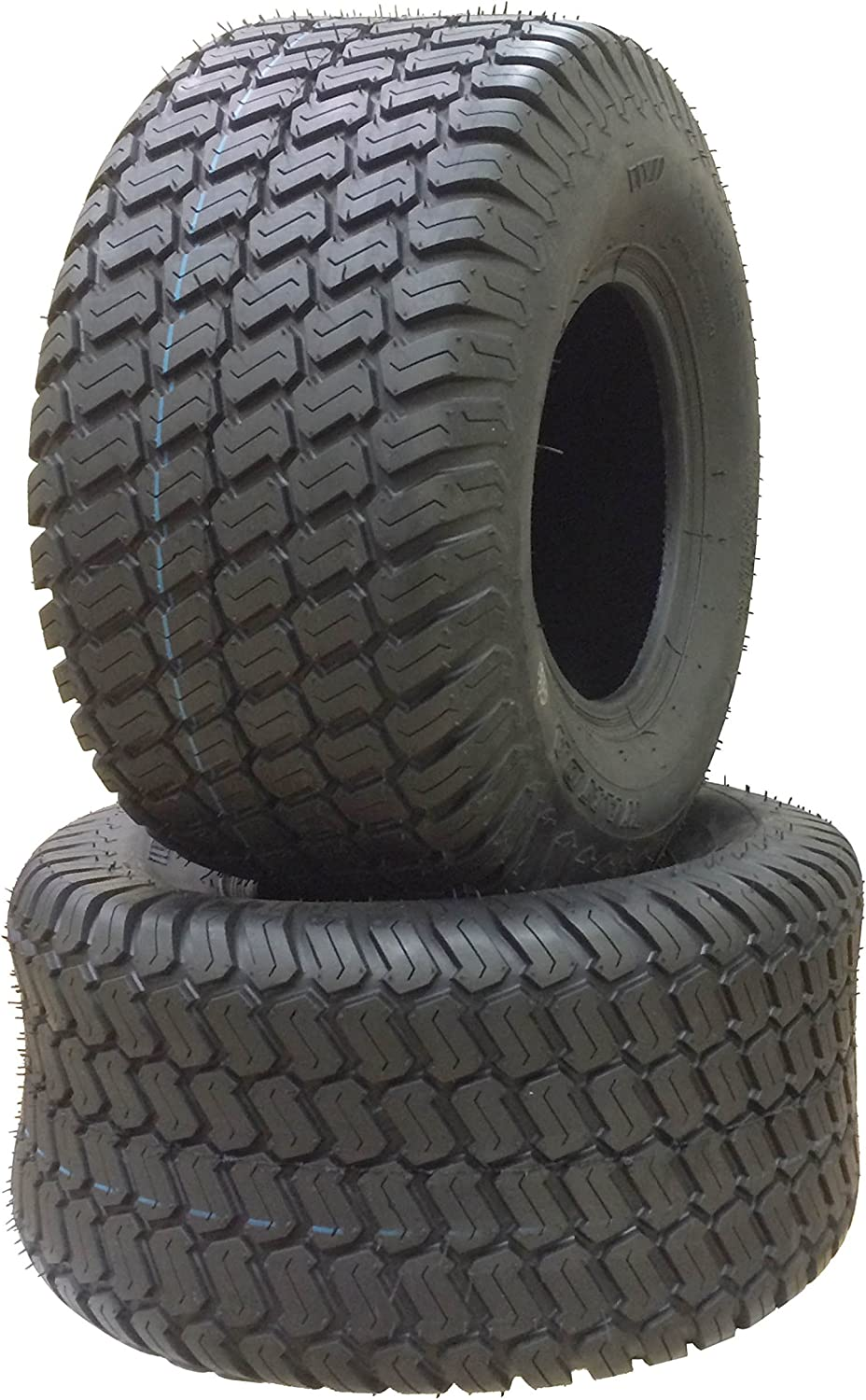 WANDA 2 New 18x9.50-8 Lawn Mower Utility Cart Turf Tires P332-13032