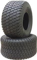 WANDA 2 New 20x10-8 20x10x8 Lawn Mower Cart Turf Tires /4PR