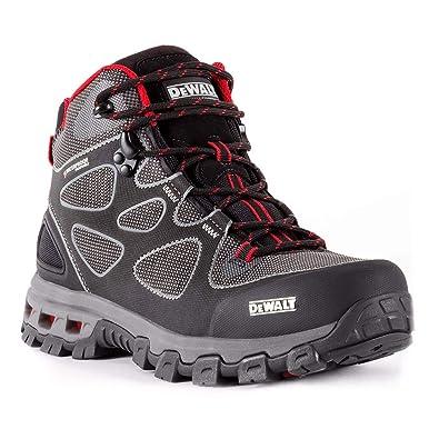 e5be82fe93f2 Amazon.com  DEWALT Men s Lithium Steel Toe Waterproof Work Boot ...