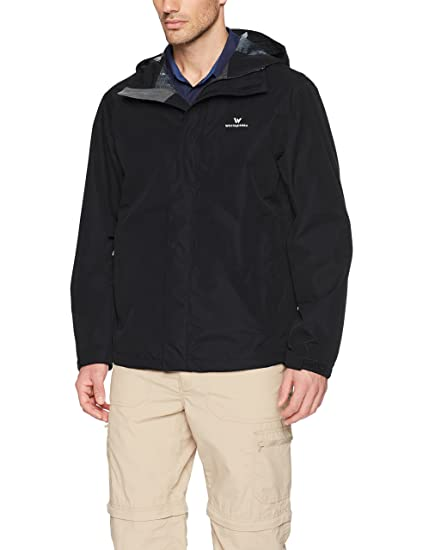 8724583693 Amazon.com  White Sierra Men s Sierra Guide 2.5 Layer Rain Jacket  Clothing