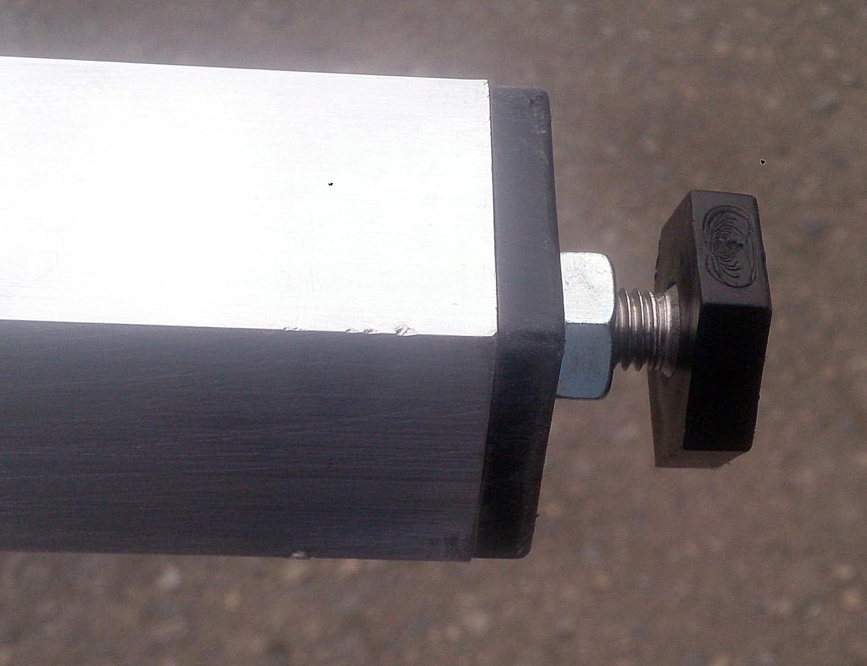 Ausf/ührung Teleskop-Ausz/üge rappelfrei rostfrei Unterbau f/ür 1 Maschine Neue Ausf/ührung Waschmaschinen Untergestell Mara 1 Premium 35 cm hoch 1 Auszug f/ür W/äschek/örbe Verst/ärkte Aluminium