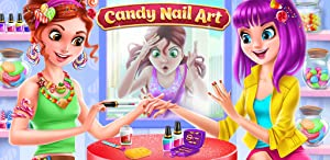 Candy Nail Art - Sweet Spa Fashion Game by TabTale LTD