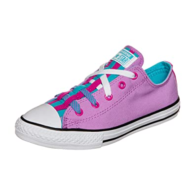 timeless design 58c43 98ba2 ConverseCHUCK TAYLOR ALL STAR LOOPHOLES - Baskets basses - fuchsia glow fresh  cyan white