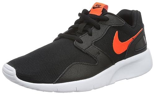 Nike Black/Total Crimson-White, Zapatillas de Deporte para Niños: Amazon.es: Zapatos y complementos