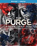 The Purge: 4-Movie Collection [Blu-ray] (Sous-titres français)