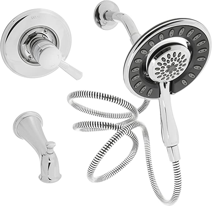 Venetian Delta Faucet T17293-RB-I Monitor 17 Series Shower Trim with In2ition