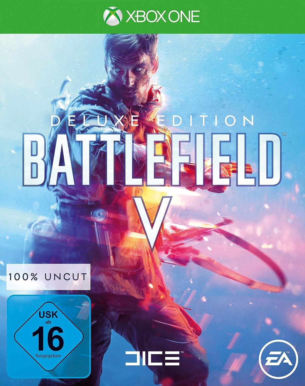 Battlefield V - Deluxe Edition - Xbox One [Importación alemana]: Amazon.es: Videojuegos