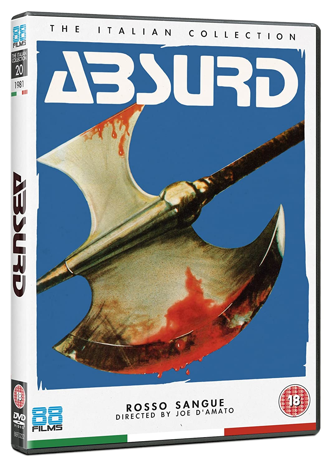 Absurd [Reino Unido] [DVD]: Amazon.es: George Eastman, Annie ...