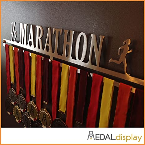 Porta medaglie//Medagliere da Parete Medal Hanger MEDALdisplay Marathon