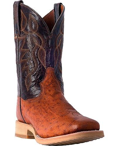 c325e7a7b01 Amazon.com | Dan Post Men's Philsgood 2 Smooth Ostrich Cowboy Boot ...