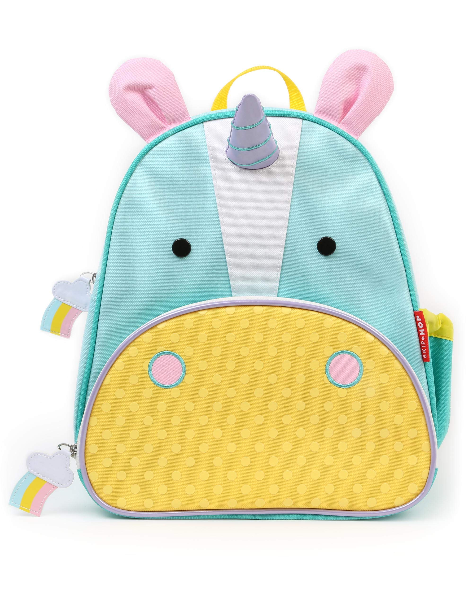Skip Hop Toddler Backpack, 12'' Unicorn School Bag, Multi by Skip Hop