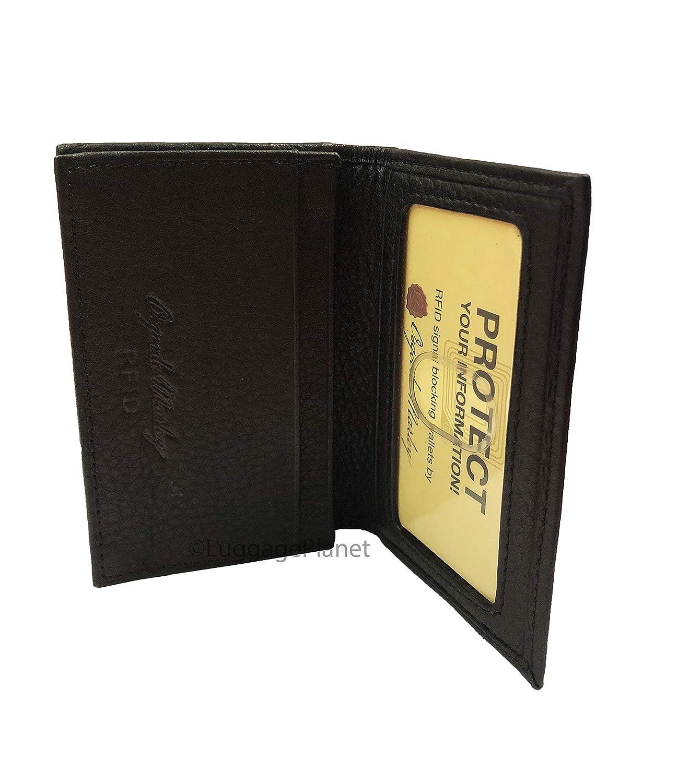 Osgoode Marley RFID Gusseted Card Case