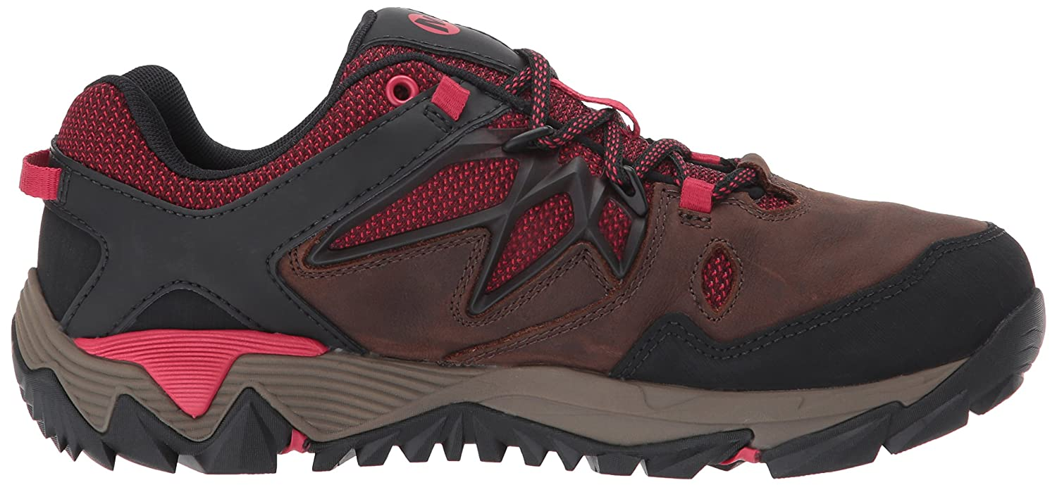 Merrell Women's All Out Blaze 2 Waterproof Hiking Shoe B01N1S68KL 9.5 B(M) US|Cinnamon