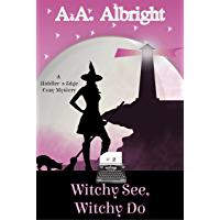 Witchy See, Witchy Do (A Riddler's Edge Cozy Mystery #2) (English Edition)