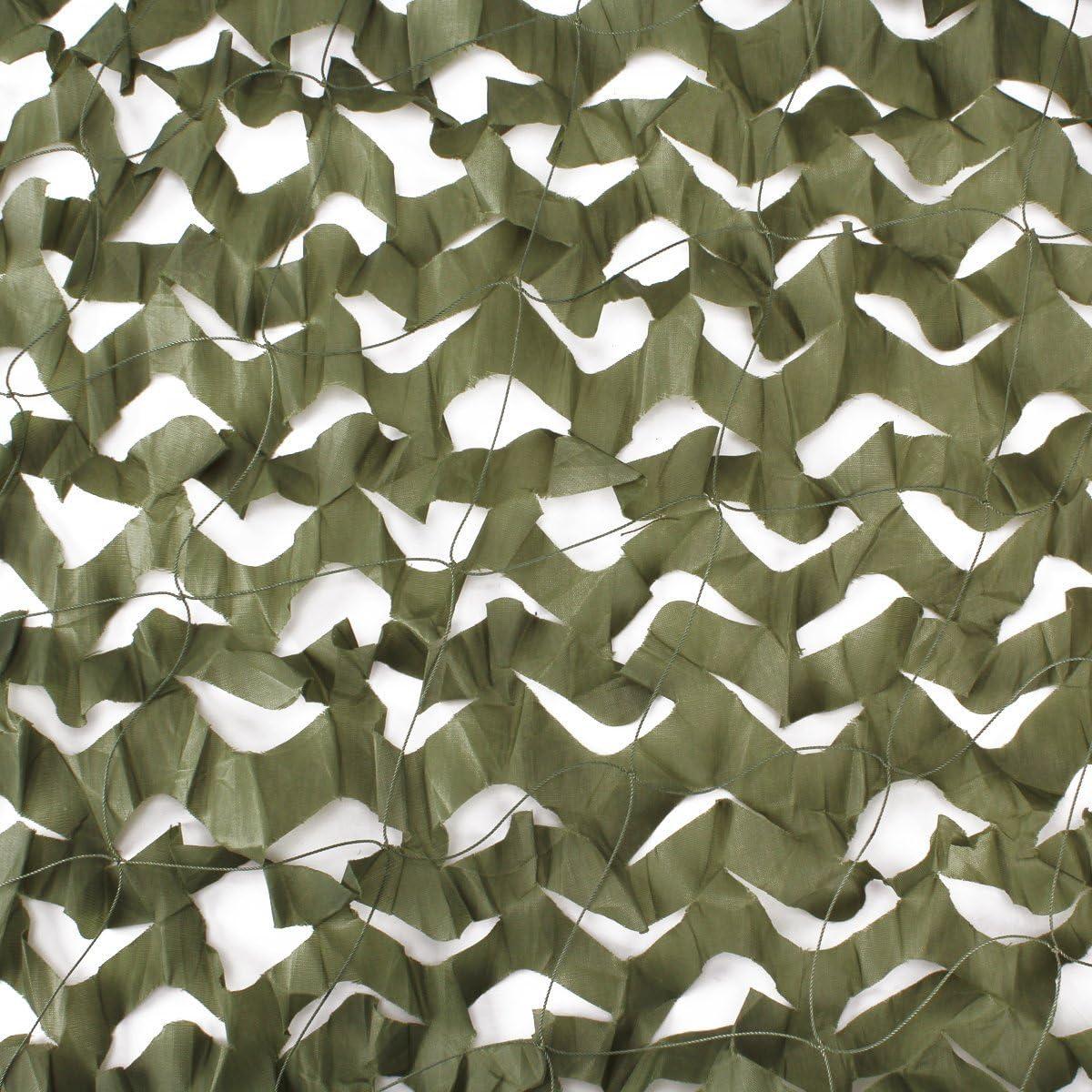 Red de Camuflaje Mallas de Protección Ejército Combate Militar ...