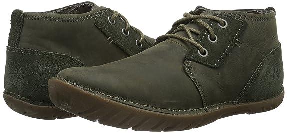 CAT Footwear Zapatos de cordones Leroy Mid Taupe EU 40 (UK 6): Amazon.es:  Zapatos y complementos