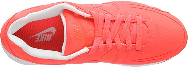 Nike air max command txt, sneakers da donna, arancione