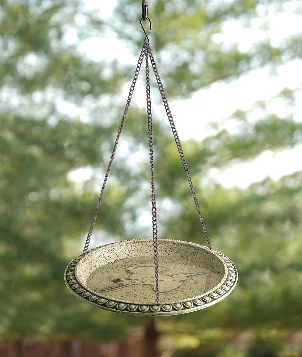 "Audubon Hanging Bird Bath, 12 "" DiameterModelNA32350"