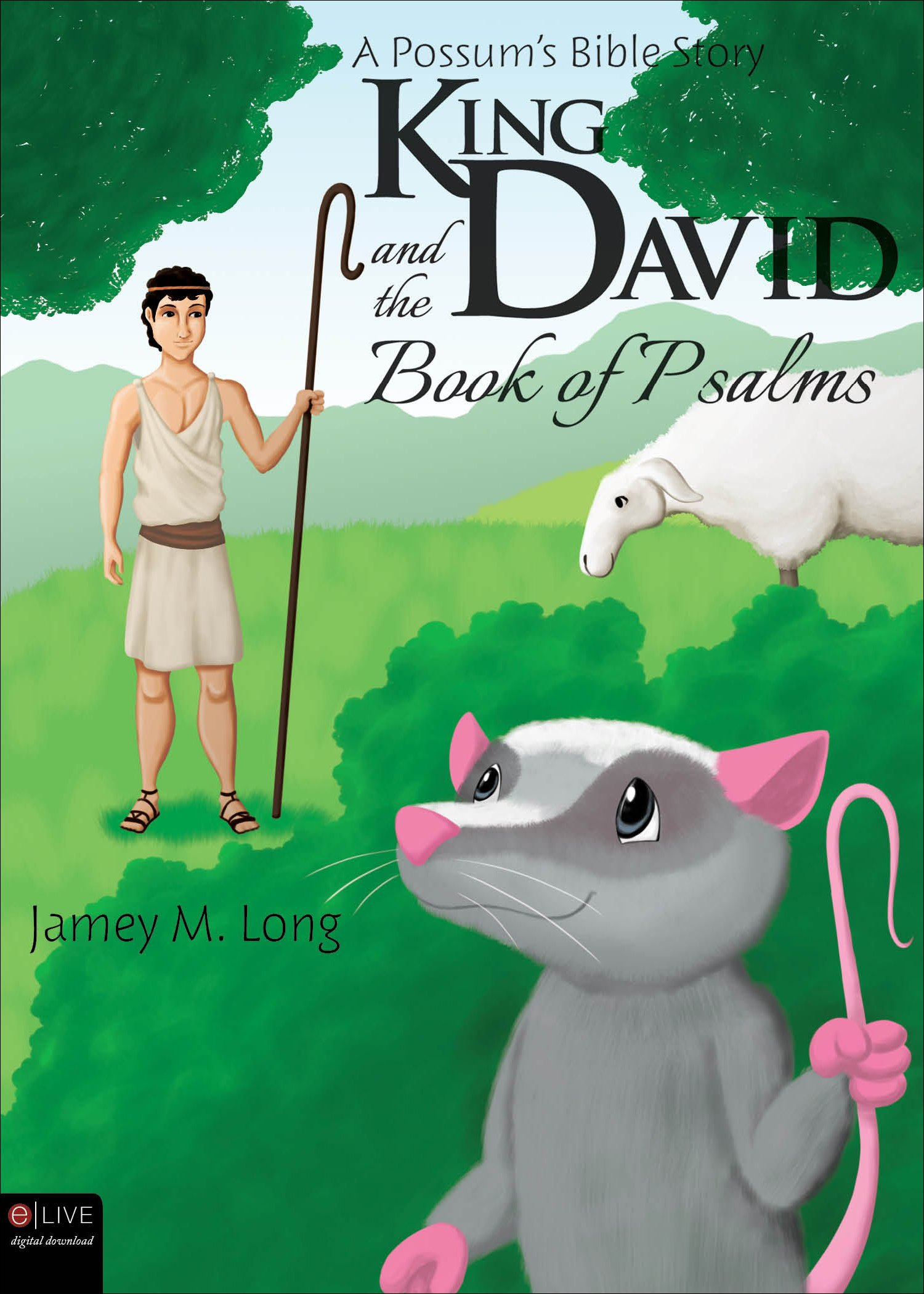 Read Online A Possum's Bible Story: King David and the Book of Psalms pdf epub
