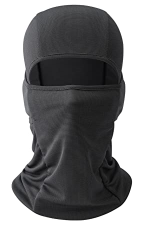 edf7ca76087 Cagoule Tour de Cou Moto Vélo Eté Respirant Homme Femme Masque Protection  Nez Bouche Oreilles Cou