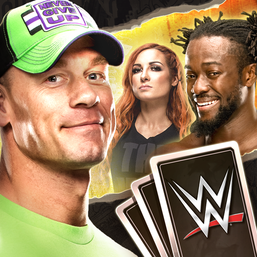 WWE SuperCard (Wwe Wrestlemania 24 Money In The Bank)