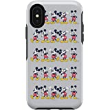 OtterBox 对称系列 Disney iPhone 手机壳77-60268 Mickey's 90th Collection Mickey Line iPhone X/Xs