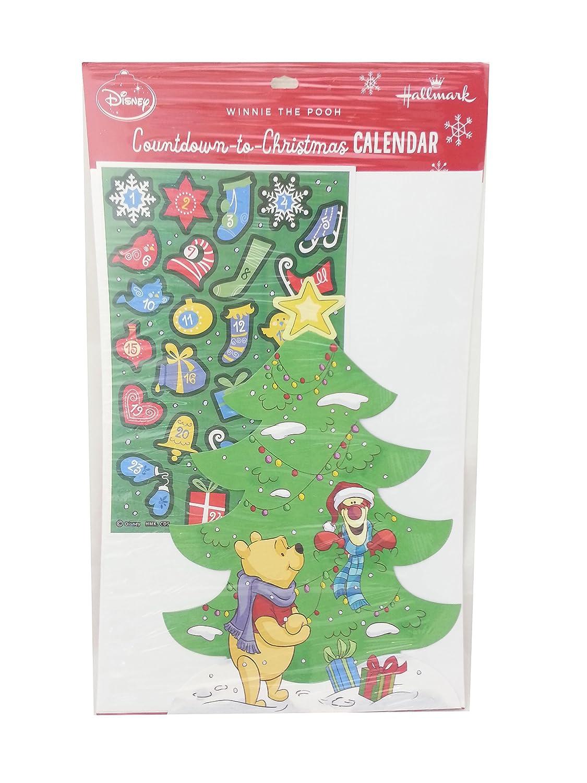 Amazon.com: Hallmark Advent Calendar - Countdown to Christmas ...