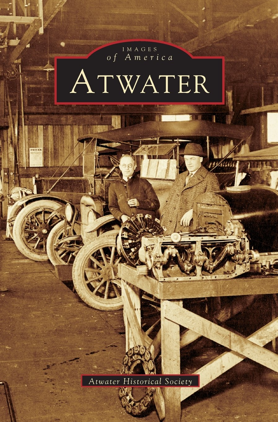 Atwater PDF ePub fb2 book